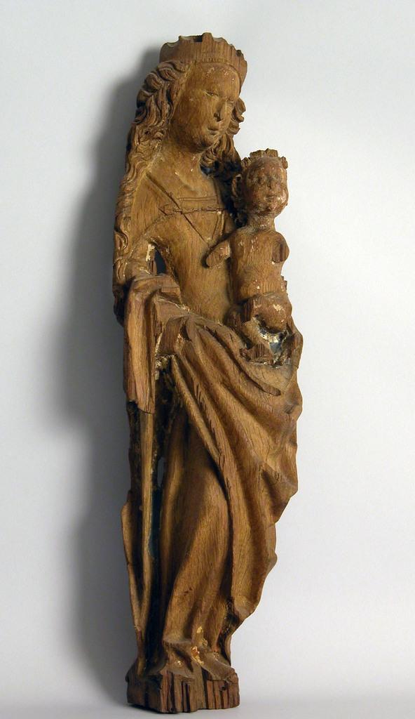 Blm 1241 - Träskulptur