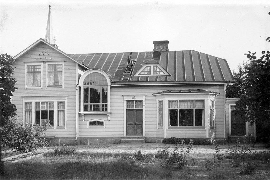 Blm JPV 0161 - Prästgård