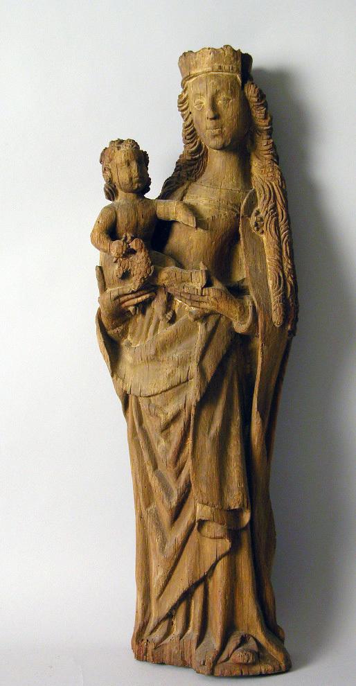 Blm 1576 - Träskulptur