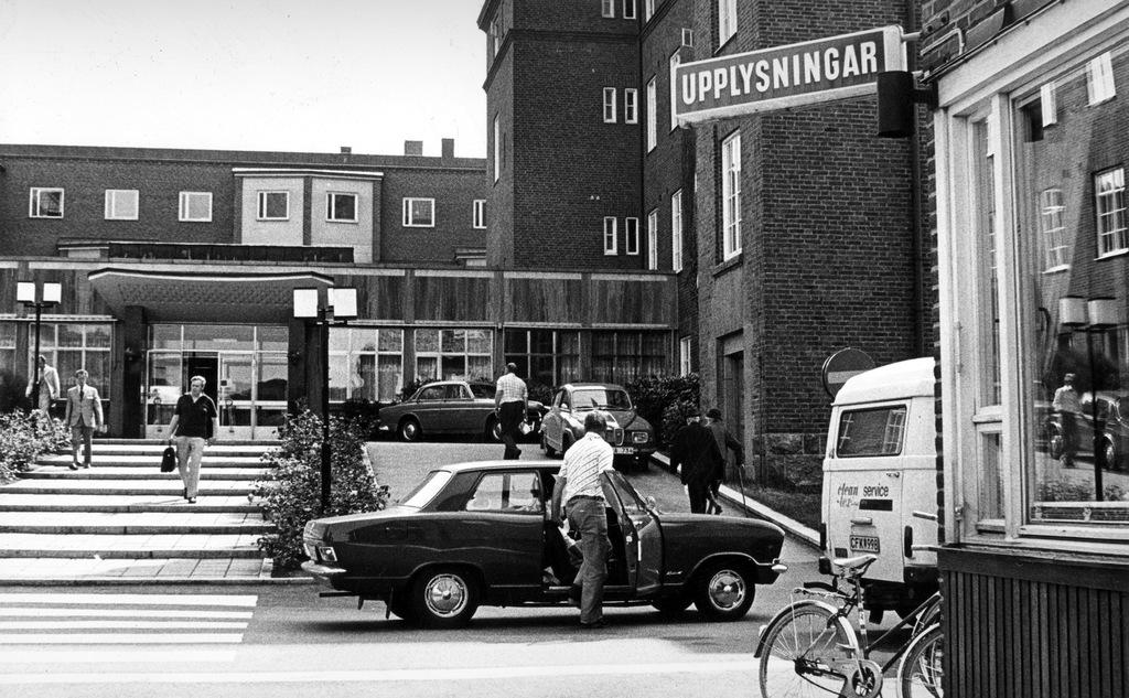 Blm San 2891 - Karlskrona lasarett