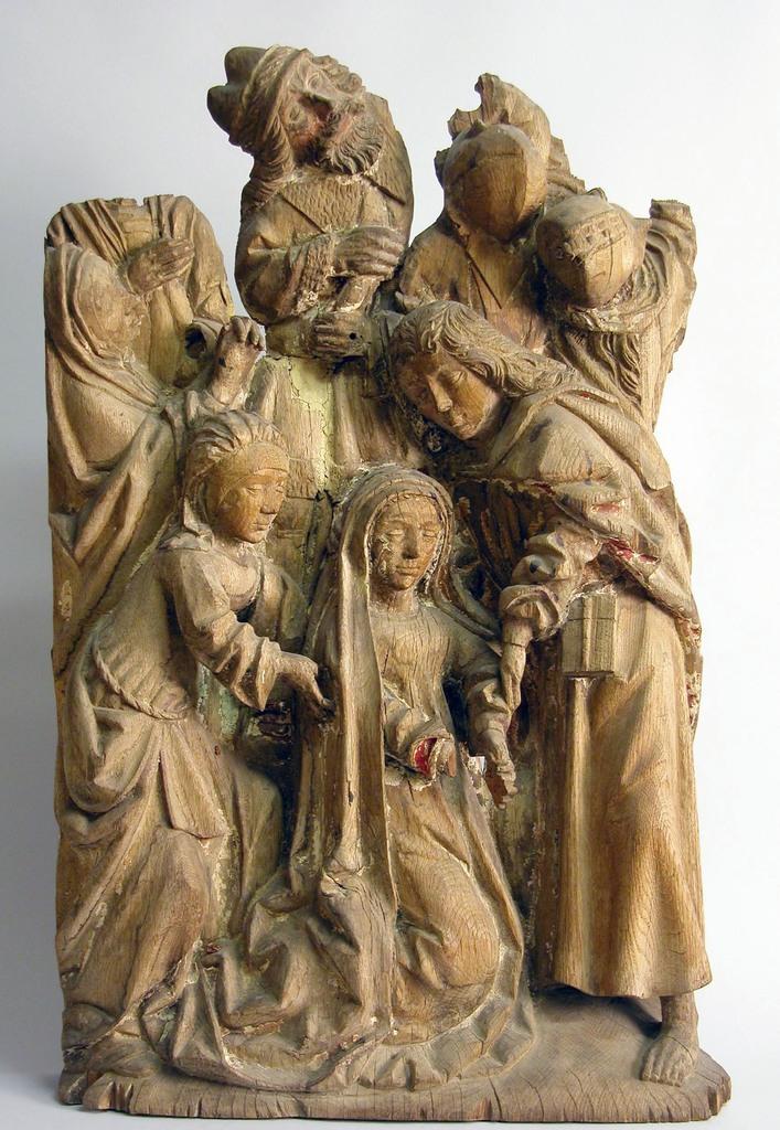 Blm 1228 - Träskulptur