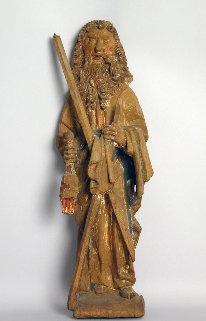 Blm 1233 - Träskulptur